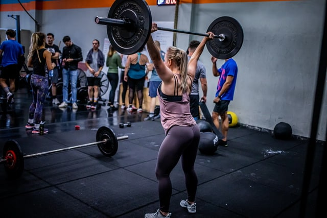 CrossFit Coolhaven weightlifting
